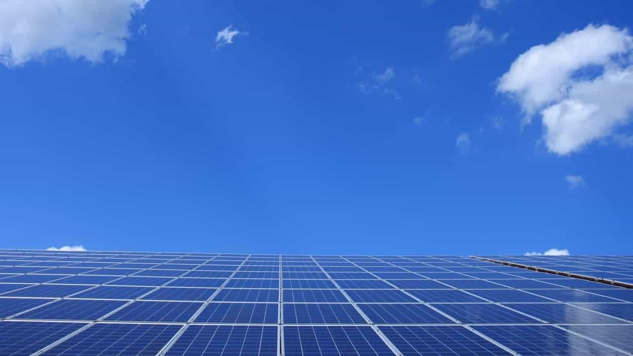 opbrengst zonne-energie