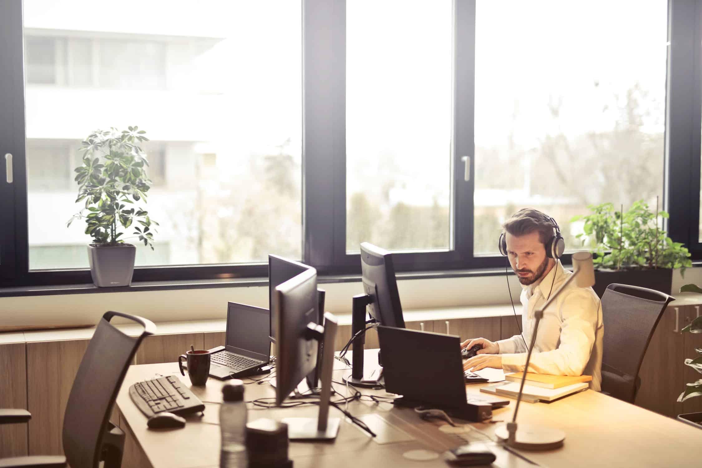 verbeter het energielabel van uw bedrijf