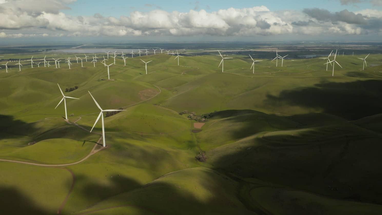 windmolens vervangen