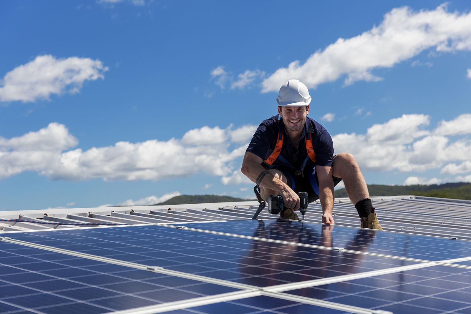 Zakelijke Energie zonnepanelen