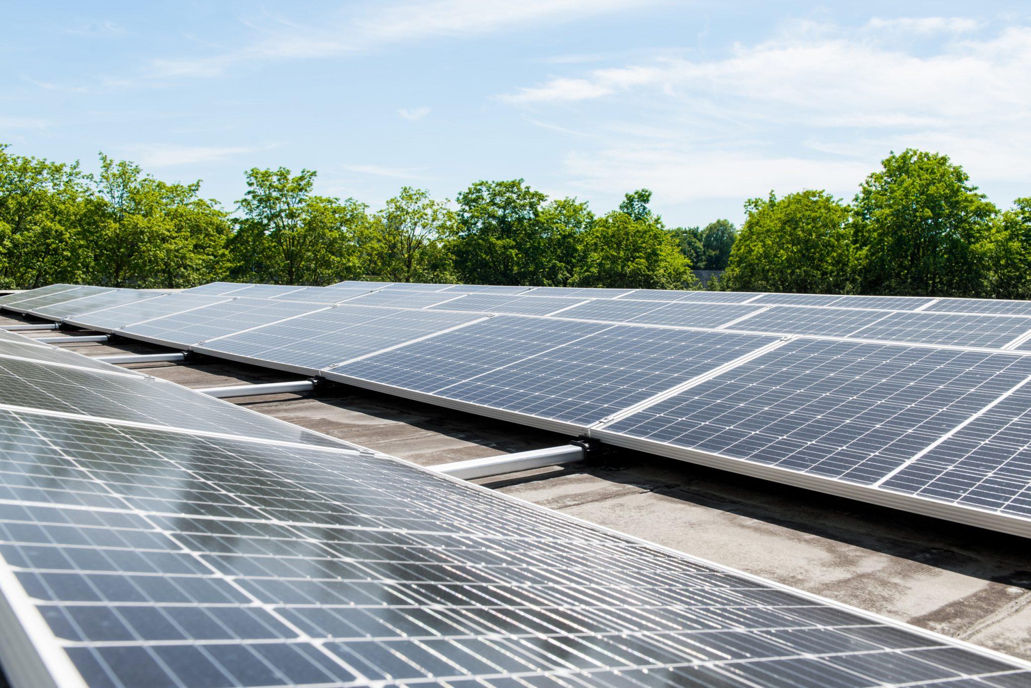 De fiscale voordelen van zonnepanelen